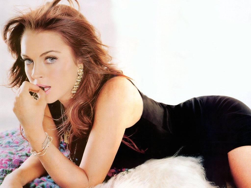 Lindsay Lohan- The Canyon Nude Foursome