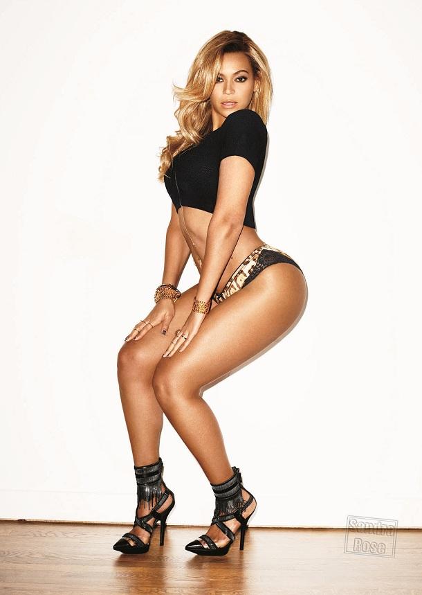 21.Yüzyıl'ın en seksi kadını, Beyonce