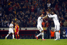 Real Madrid galatasaray maçı