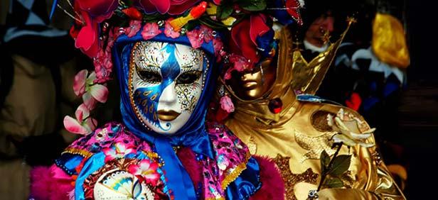 Venedik Karnavalı Başlıyor