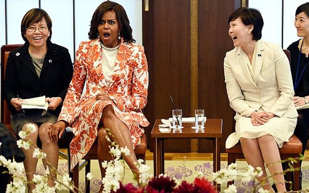 michelle-obama-japonya-kiyafet