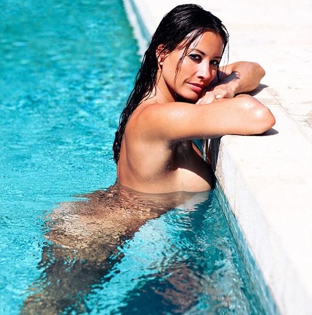 Melanie Sykes ispanya