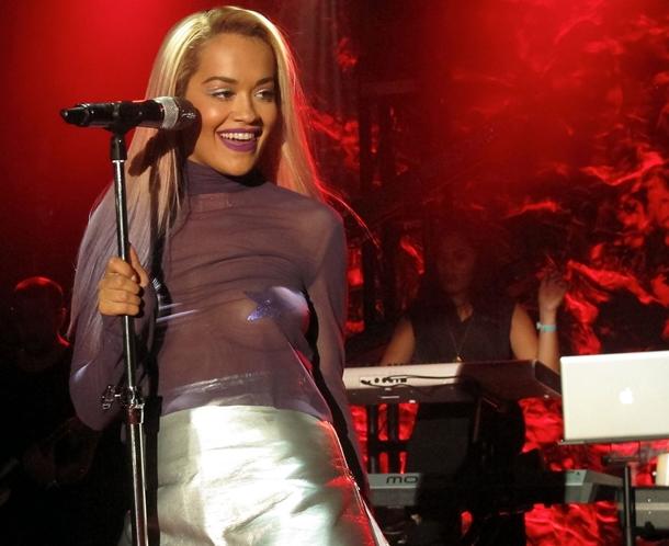 Rita Ora ABD turnesi
