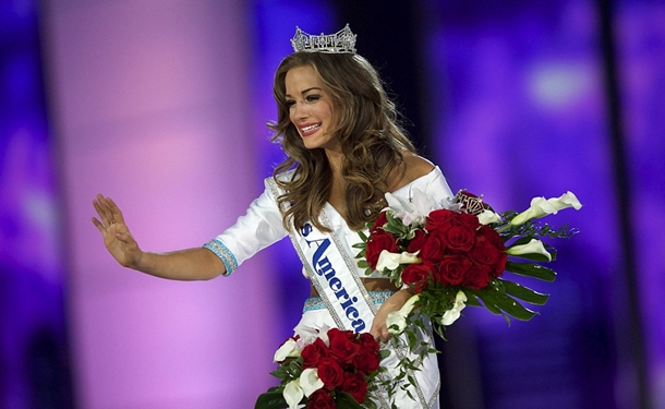 Miss America  Betty Cantrell