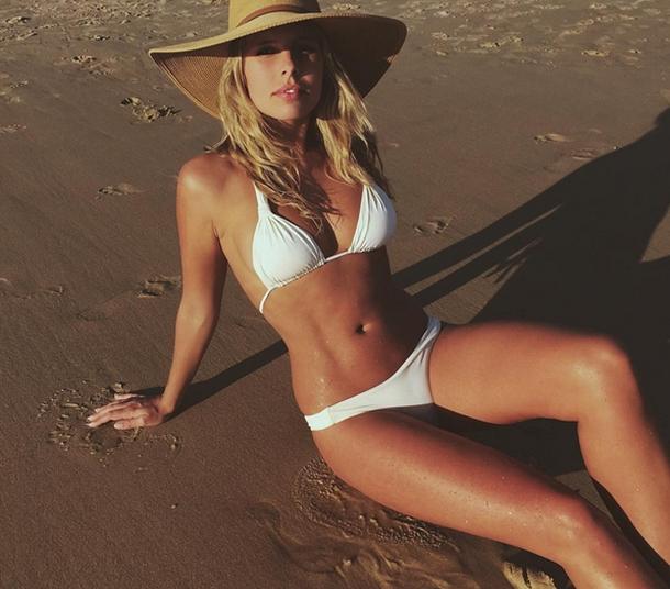 Natasha Oakley bikini