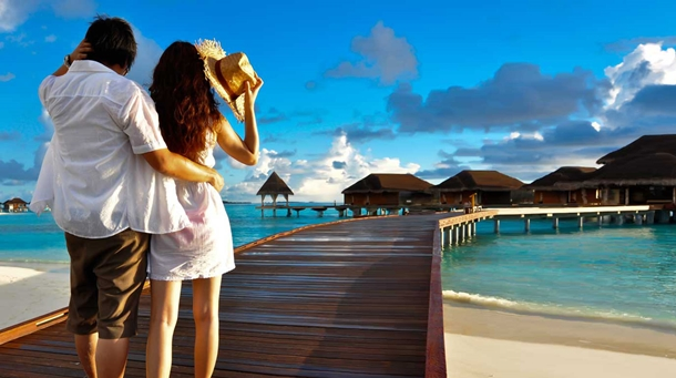 Tropik Adaları Balayı Turları