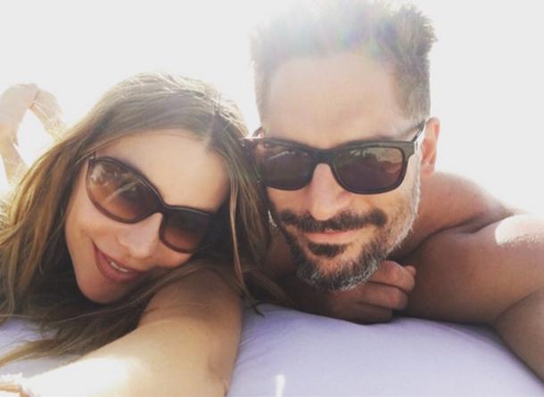 Sofia Vergara & Joe Manganiello