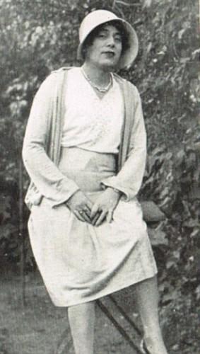 Lili Elbe 1920'li yıllar