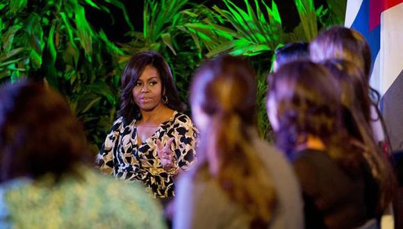 Michelle Obama Küba seyahati
