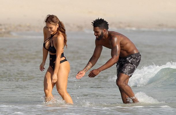 Jason Derulo ve sevgilisi Daphne Joy