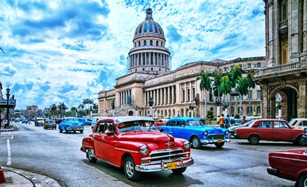 Havana dünyanın 7 harika şehriden biri!
