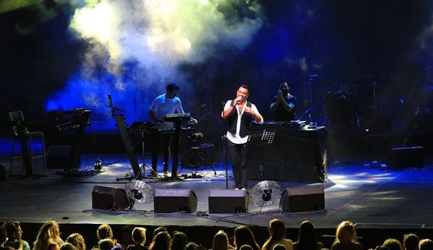 Altan Çetin konser