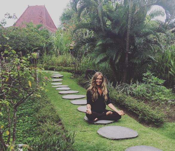 Huzuru Bali Adasında Buldu