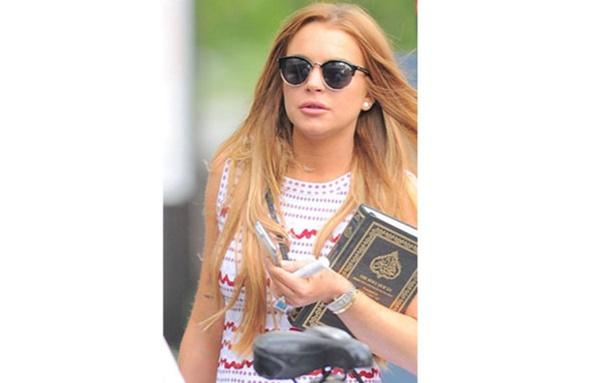Lindsay Lohan  Kuran