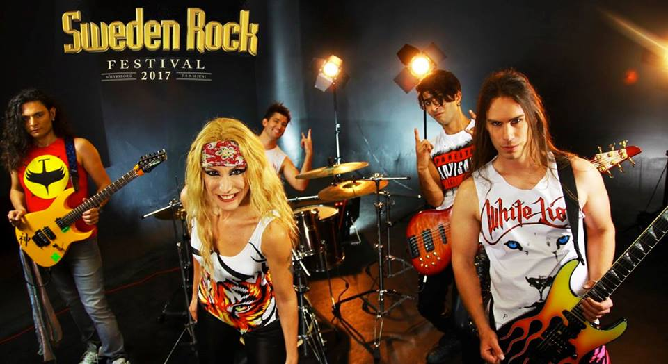The Madcap İsveç Rock Festivali
