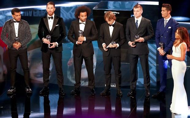 FIFA Yılın 11'i