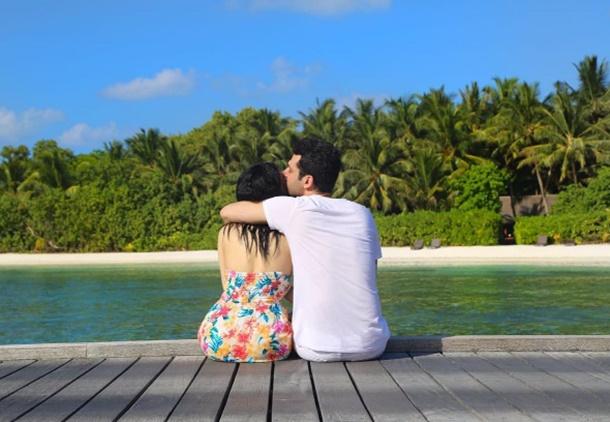 Maldivler'de Çifte Kutlama