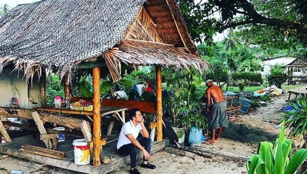 Tatil İçin Gittiği Tayland'da Cami Yaptırıyor