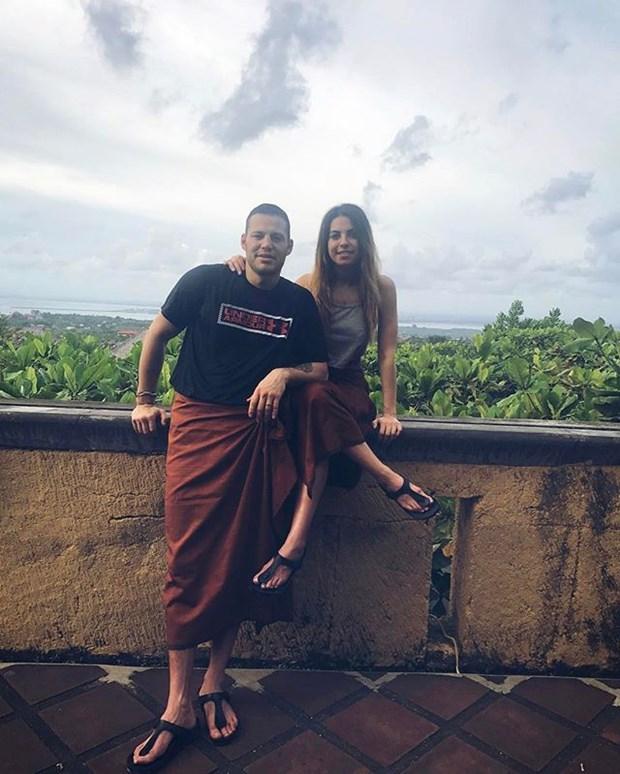 Avatar Atakan Balayı Tatilinde Bali Adasını Tercih Etti