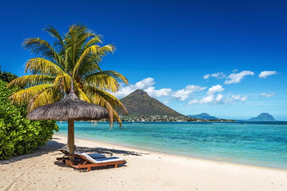 Made In Chelsea Tropik Cennet Mauritius'da Çekiliyor