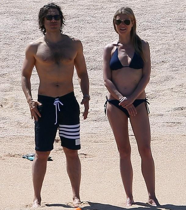 Gwyneth Paltrow Ve Sevgilisi Meksika'da