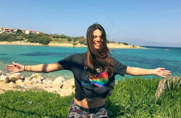 Ünlü Model Türk Vatandaşı Oldu