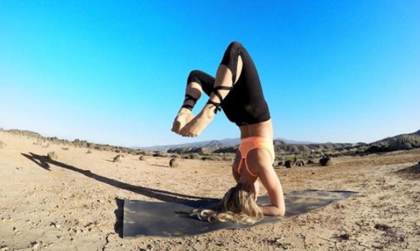 Yogacı Pilot Sosyal Medya Fenomeni Oldu