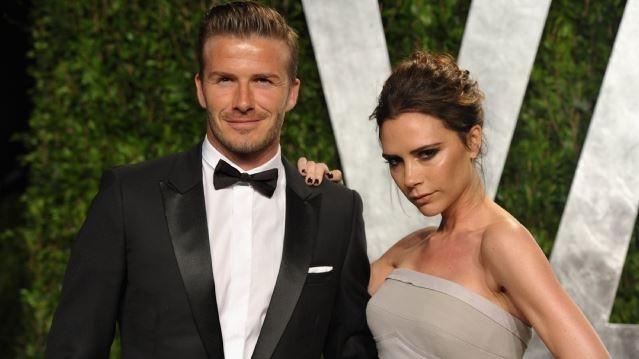 David Beckham Victoria Beckham Karayipler Ada