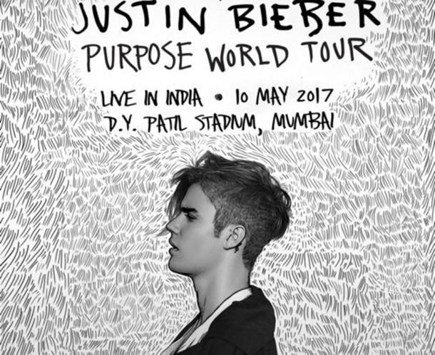 Justin Bieber'dan Hindistan Konseri Öncesi İlginç İstekler
