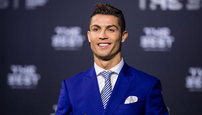 Hindistan'da Cristiano Ronaldo Heyecanı