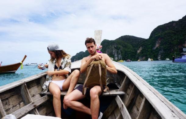 Tayland Tatiliyle Aşk Tazeliyorlar