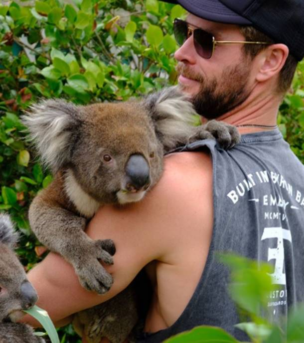 Chris Hemsworth Doğduğu Topraklarda