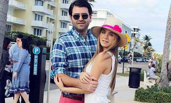 Miami'deki Evlerinin Bahçesinde Evlenecekler