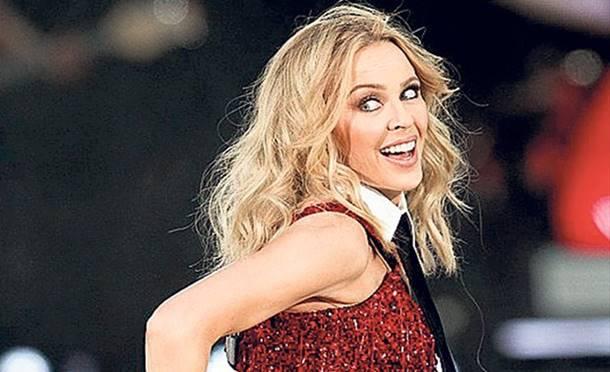 Kylie Minogue İle Tokalaşmak Pahalıya Patlayacak