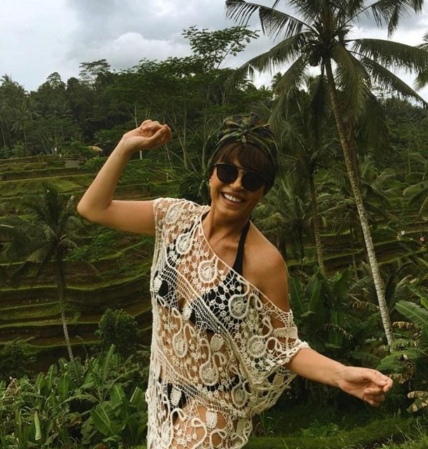Ayşegül Aldinç Endonezya'nın Balayı Adası Bali'de Muhteşem Bir Tatil Geçirdi