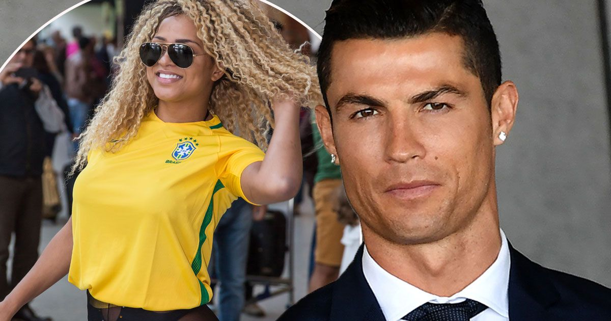 Ronaldo'nun başı dertte! Ünlü model mahkemenin yolunu tuttu