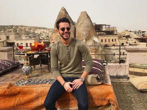 Hakan Sabancı aşk hayatıyla turizm elçiliğine soyundu