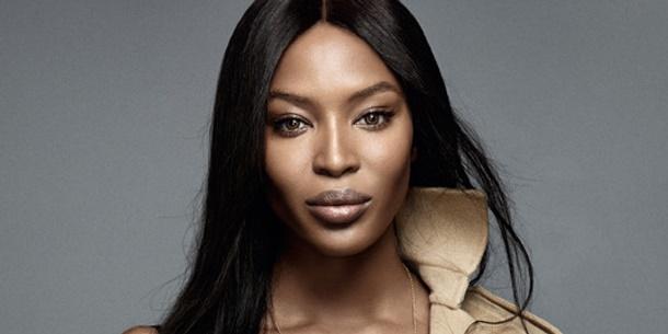 Yılın moda ikonu Naomi Campbell