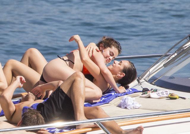 Selena Gomez Avustralya tatilinde