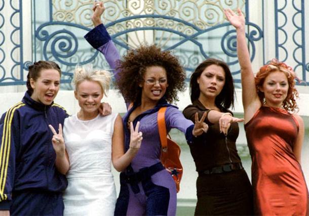 Spice Girls Efsanesi Prensin Düğününde Yeniden Doğuyor