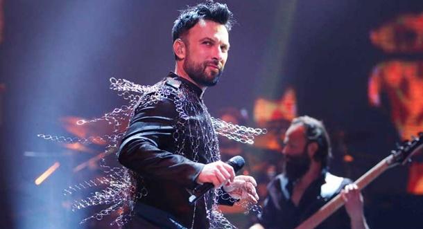 Megastar Tarkan Konserlerine Almanya'da Devam Ediyor