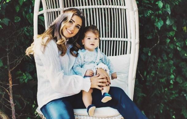 Buse Terim ikinci kez anne oldu