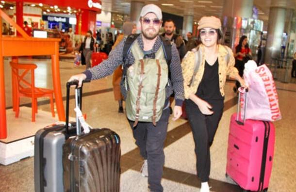 Murat Dalkılıç ABD tatilini öve öve bitiremedi