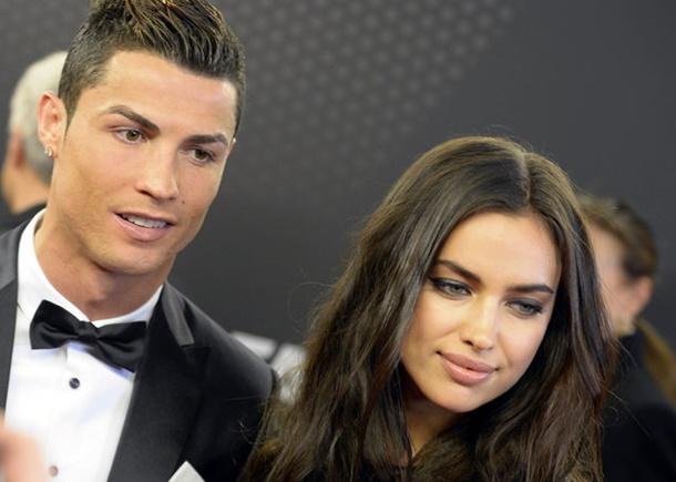 Ronaldo'nun Irina Shayk aşkı henüz bitmemiş