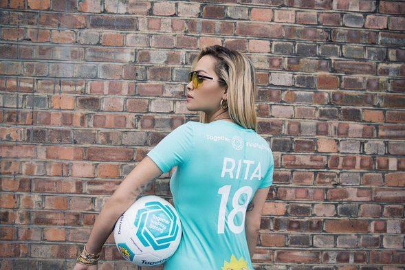 Rita Ora UEFA elçisi oldu