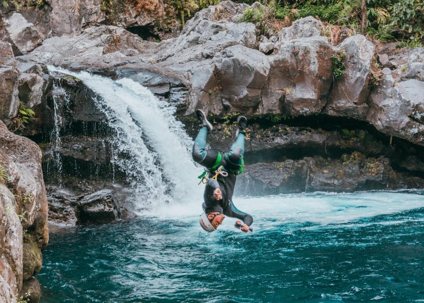 Reunion Adası baştan çıkarıyor