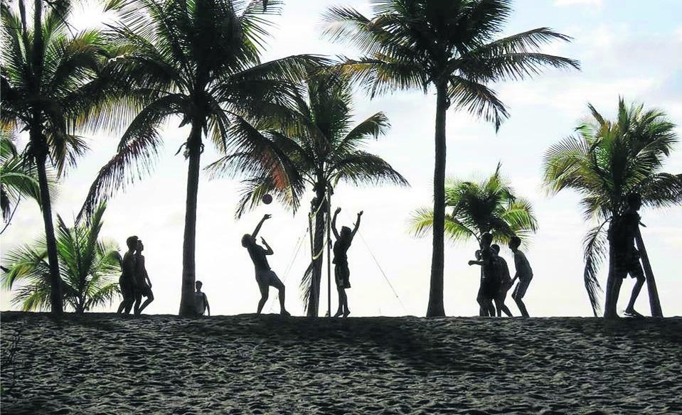 Reunion Adasında macera ve heyecan birarada