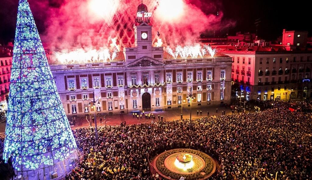 Madrid Yurtdışı Yılbaşı Turu