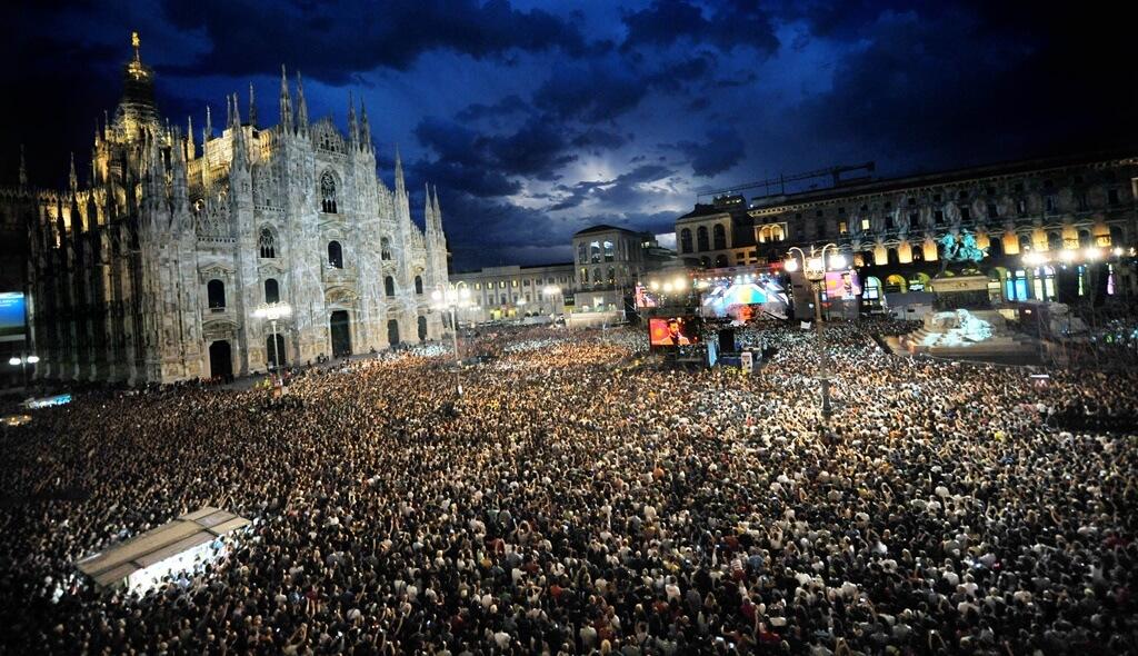 Milano Yurtdışı Yılbaşı Turu